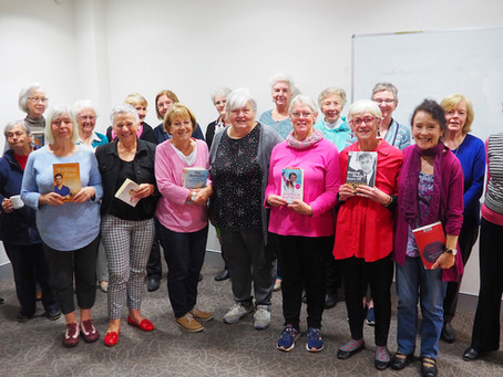Third Thursday Book Club's next chapter begins
