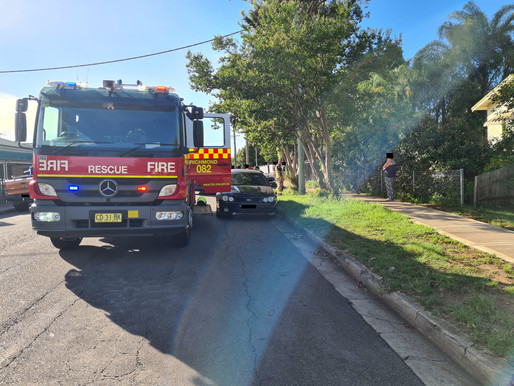 Pulling out from kerb caused North Richmond car flip