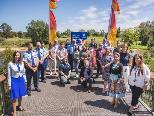 Hawkesbury Police help international students keep their heads above water