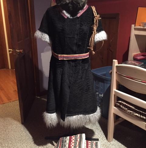 Frozen Costume - Perryville High School