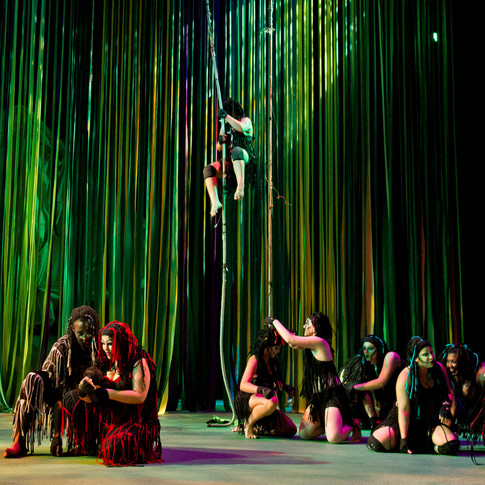 Tarzan the Musical - Milburn Stone Theatre