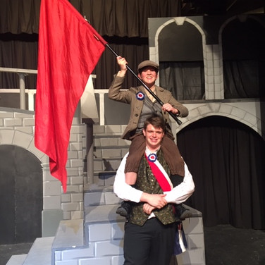 Les Miserables - Perryville High School