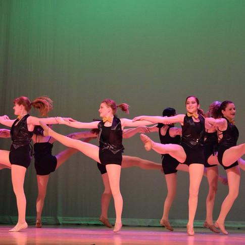 Kutztown University Performing Dance Portmanteau