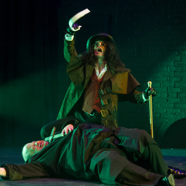 Dr. Jekyll & Mr. Hyde - Jekyll & Hyde The Musical - Milburn Stone Theatre