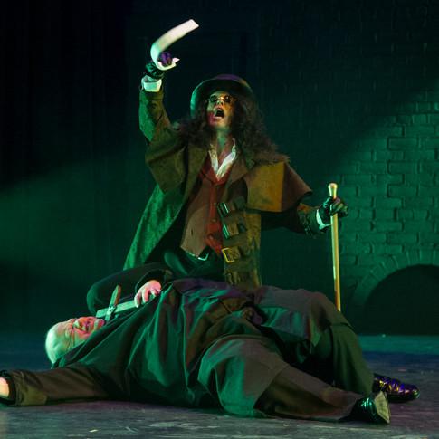 Dr. Jekyll & Mr. Hyde - Jekyll & Hyde The Musical - Milburn Stone Theatre