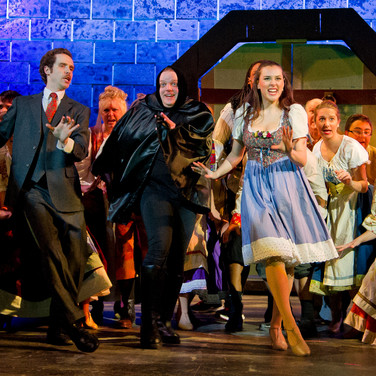Young Frankenstein - The Milburn Stone Theatre