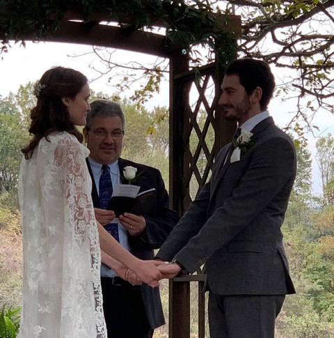 Custom Wedding Dress & Cape