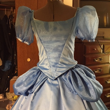 Cinderella Dress - Perryville High School