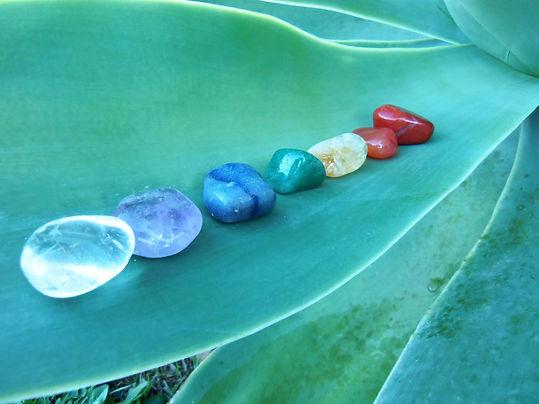 Chakra Crystals in Bucks County, PA