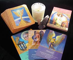 Angel Card Readings in Bucks County, PA