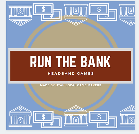 Run the Bank Card Game