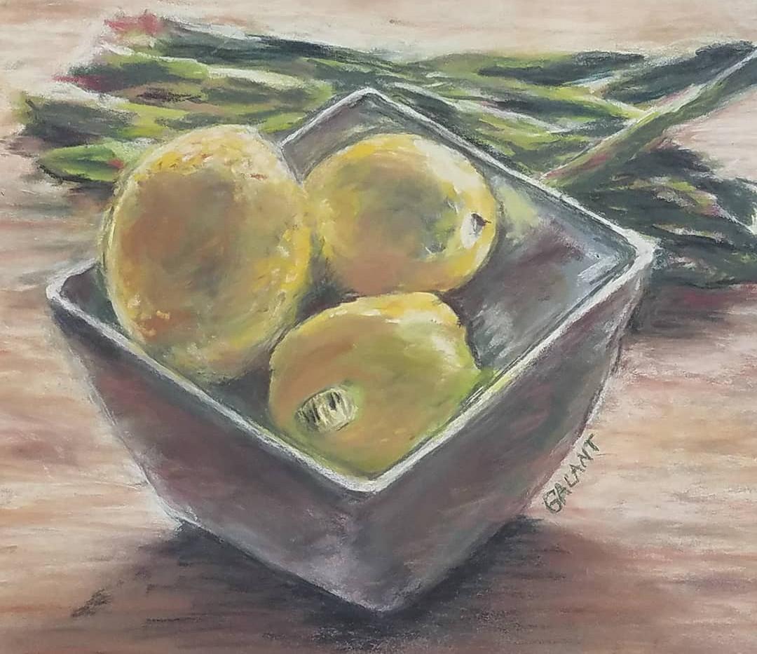 Asparagus and Lemons