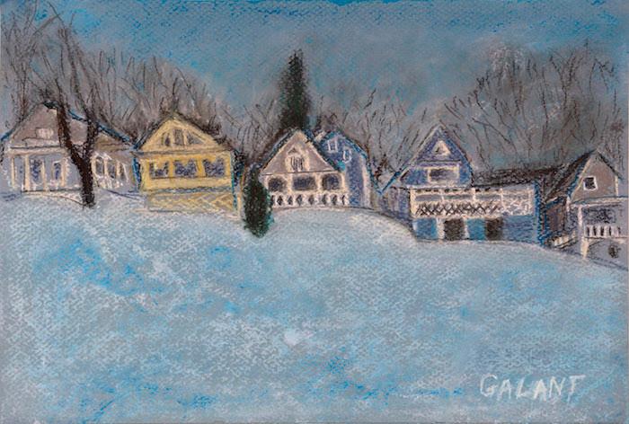 Bayside in Winter