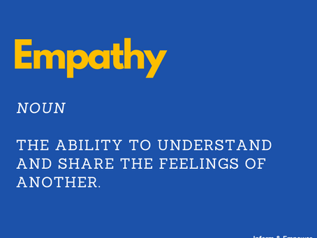 Empathy: what we'd all love our kids to have in abundance