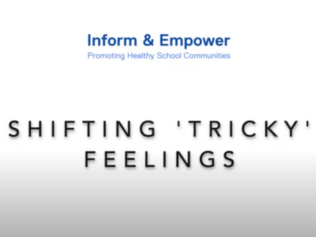 Shifting Tricky Feelings (Part 1)