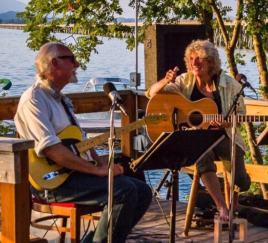 Aug 4 Music Night w/ Beth & Bruce