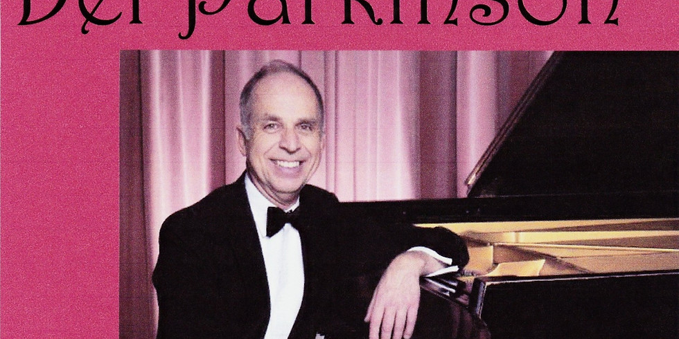 FREE Christmas Piano Concert with Del Parkinson
