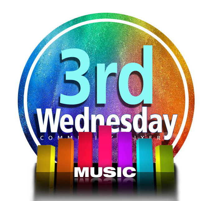 "July 21 ""3rd Wednesday"" Music Night"