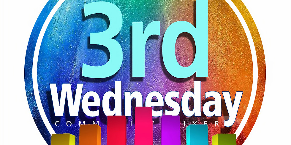 3rd Wed Music Night with Robert Crader