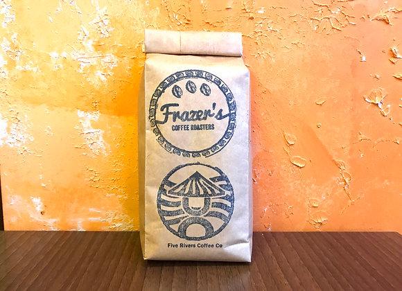 Nǎm Sông Ground 250g Coffee Bag
