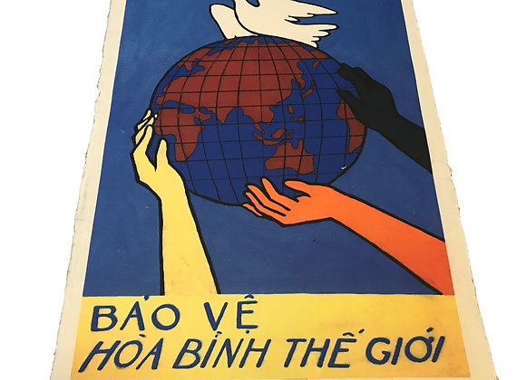 Lets Safeguard World Peace