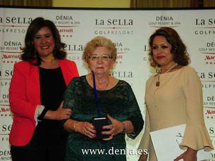 MARIA PAZ DE ANTONIO, premio a toda una trayectoria