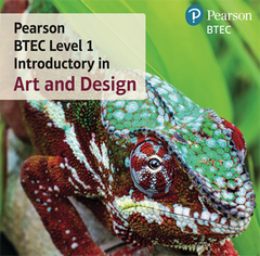 BTEC Level 1 Introductory in Art and Design