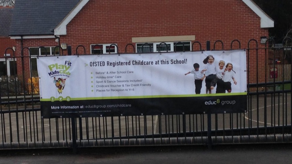 Childcare in Leicester