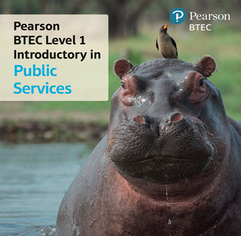 BTEC Level 1 Introductory in Public Services