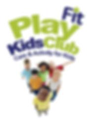 PlayFit Kids Clubs Logo