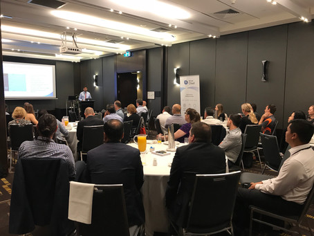 The Wrap: iManage ANZ Seminar Series 2018
