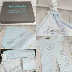 Personalised Baby Items