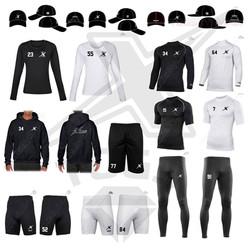 Custom Team/Sportswear