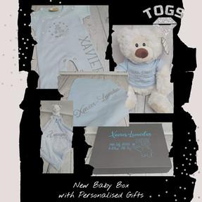 Custom Baby Items