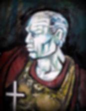 Pontius render close up vignette effect.