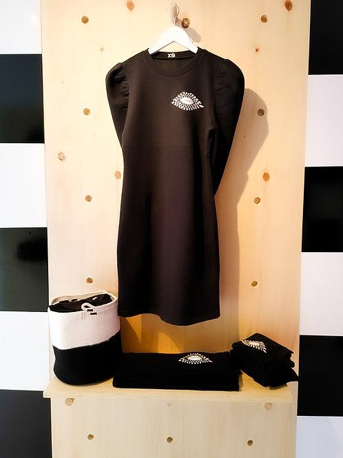 Voice - Soft, not silent- Small emblem Dress