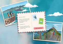 03 Postcards Digital Large Scale Website