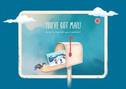 02 Postcards Digital Large Scale Website