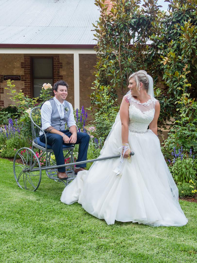 ADELAIDE WEDDING PHOTOGRAPHER - TRACEY &