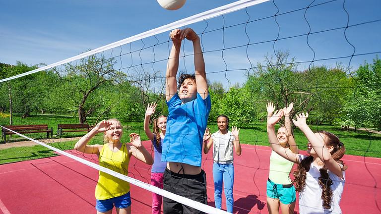 מחנה קיץ 2021 יסודיים - עף על כדורעף