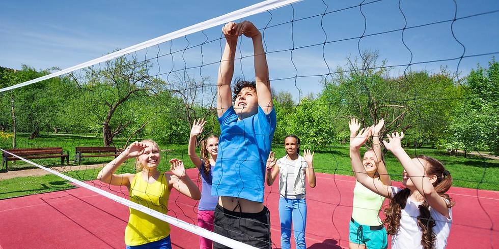 Activité volley (12 à 18 ans)