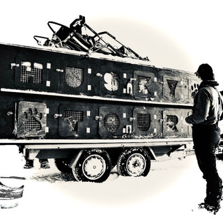 Design at the Races - Project Dog Box - (C)ArcticDS