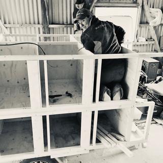 Hard at Work - Project Dog Box - (C)ArcticDS