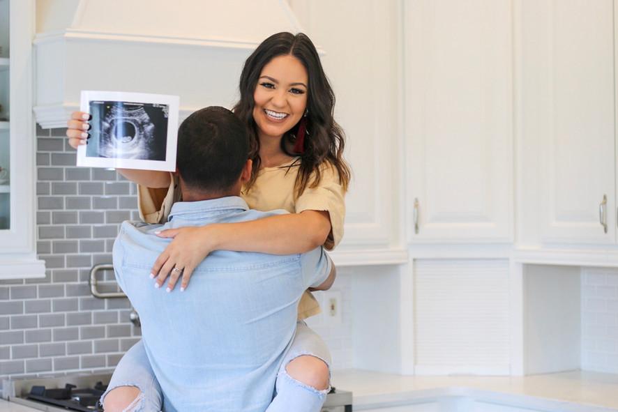 I'M PREGNANT!