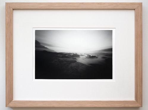 Wye River Beach (framed)