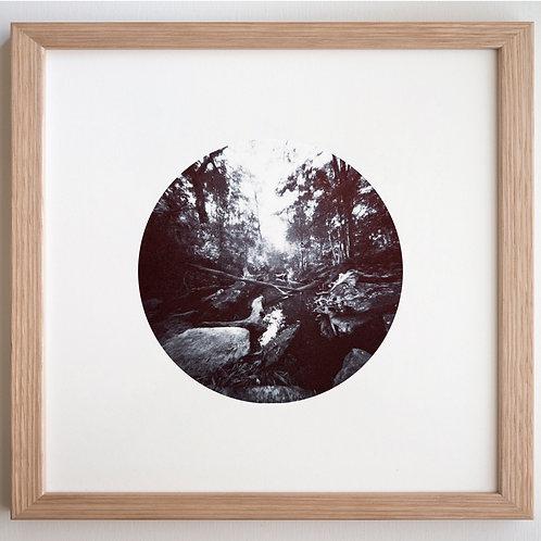 St George River (framed)