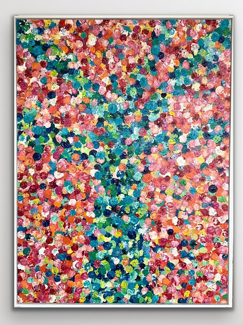 Spring Bloom 120x160