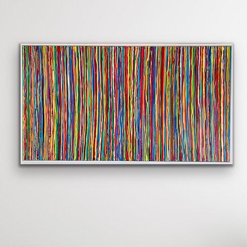 Candy 110x200 (framed)