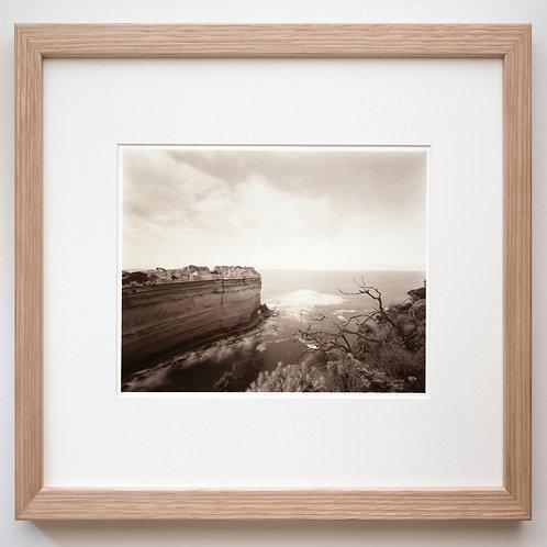 The Razorback (framed)