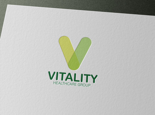 Logo Design: Vitality